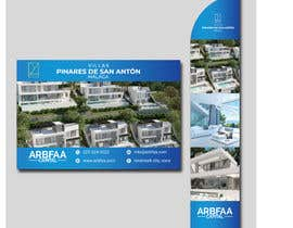 #52 for Printed Banner for real estate project by Tamim2019