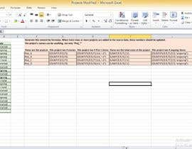 #8 for Create some formulas for a simple Excel sheet by mvm2594