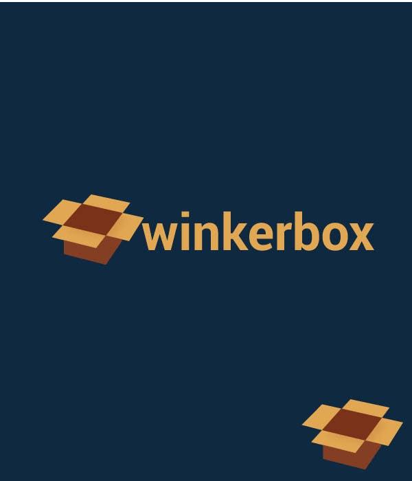 Entri Kontes #                                        3                                      untuk                                        Design a logo for winkerbox
