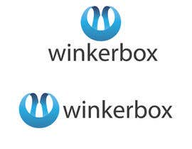 #101 for Design a logo for winkerbox by davormitrovic