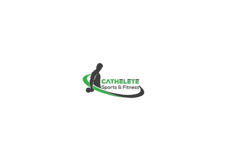 Penyertaan Peraduan #                                        8                                      untuk                                         Logo Design for sports & fitness website