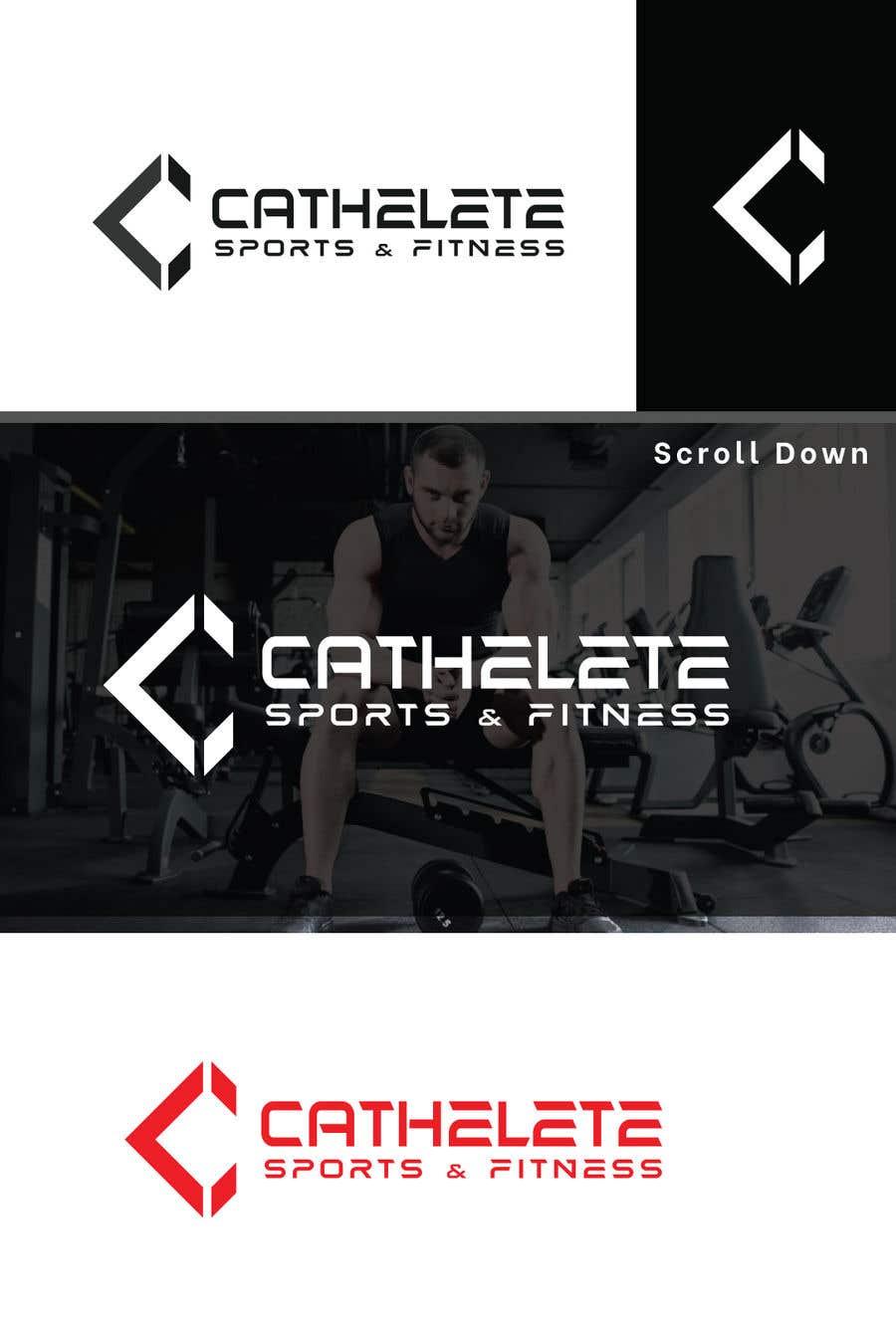 Penyertaan Peraduan #                                        42                                      untuk                                         Logo Design for sports & fitness website