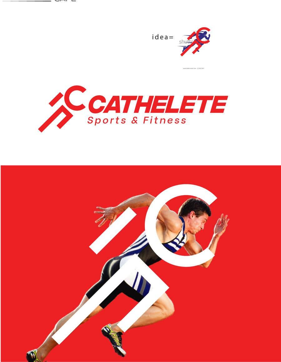Penyertaan Peraduan #                                        80                                      untuk                                         Logo Design for sports & fitness website