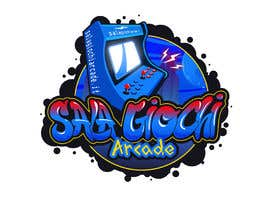 #74 for Graffiti style logo creation af djouherabdou