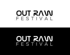 #192 for Out Raw Festival Logo design af muktaakterit430