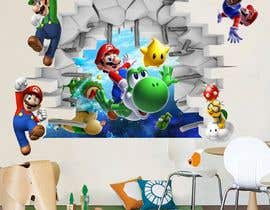 #9 for Build a wall design for my house - Mario bross as an example af vtduih