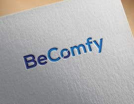 #45 for I need a logo for my brand, it's called BeComfy, it needs to be styled, because I just want the text, in colors and format that convey comfort, well-being and ergonomics. af hiron114