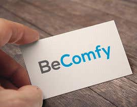 #39 for I need a logo for my brand, it's called BeComfy, it needs to be styled, because I just want the text, in colors and format that convey comfort, well-being and ergonomics. af smnariffen