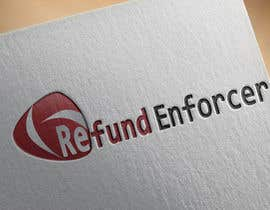 #31 para Design a Logo for Refund Enforcer por kavzrox