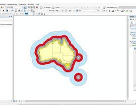 Nro 6 kilpailuun Create a boundary around a SHP file käyttäjältä Kaisarhossain