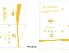 #37 cho Artwork for packing cleaning cloth bởi HuzaifaSaith