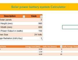 #12 for Solar Savings Calculator by alayash