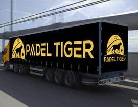 #278 for Padel Tiger by jhaquesejan63