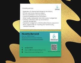 #185 untuk business card oleh tahurakhanam977