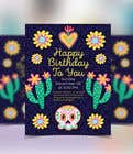 Graphic Design Konkurrenceindlæg #84 for Birthday Card design