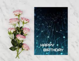 #98 for Birthday Card design af mdmobinhosssain