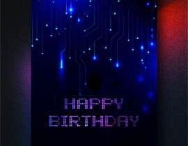 #106 for Birthday Card design af ZafreenZisa
