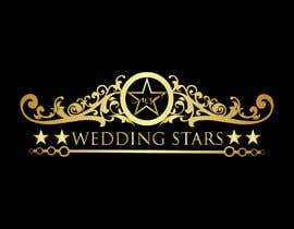 "#387 for Create graphic - logo ""Wedding Stars"" for event agency by abdullahfuad802"