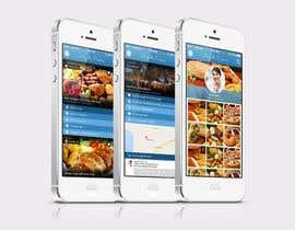 #13 untuk Anguilla Cuisine App UI Mockup oleh zolcsaktamas