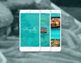 #16 untuk Anguilla Cuisine App UI Mockup oleh zolcsaktamas