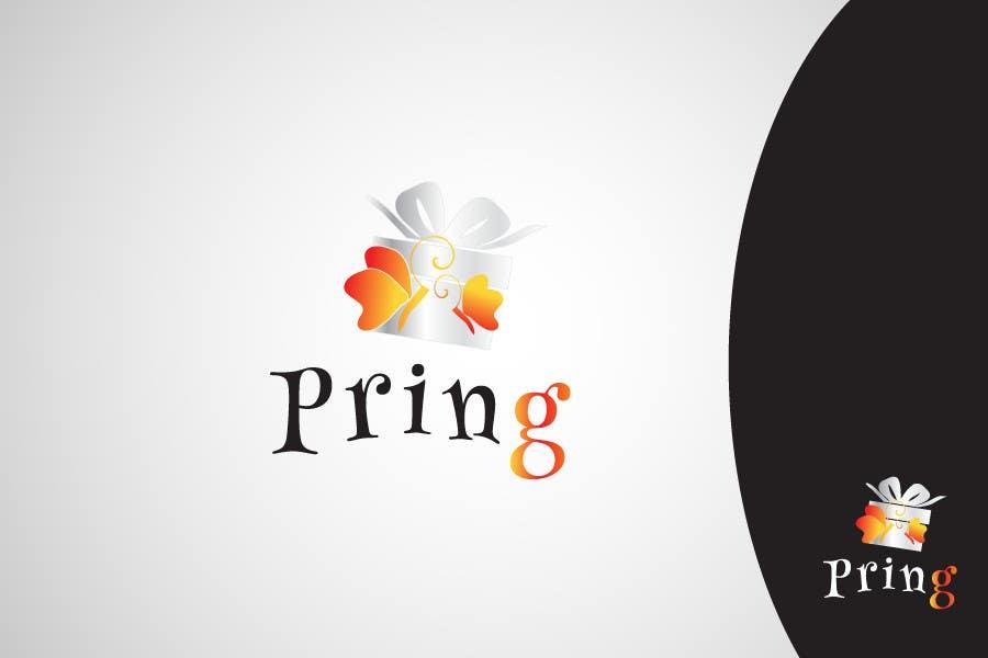 Konkurrenceindlæg #33 for Logo Design for Pring