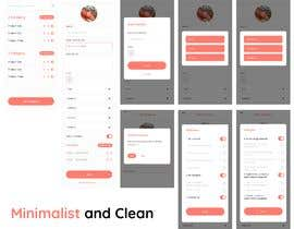 #63 para Redesign Mobile App Pages por brotho