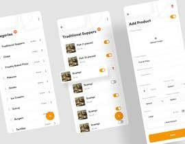 #111 para Redesign Mobile App Pages por grand20sc