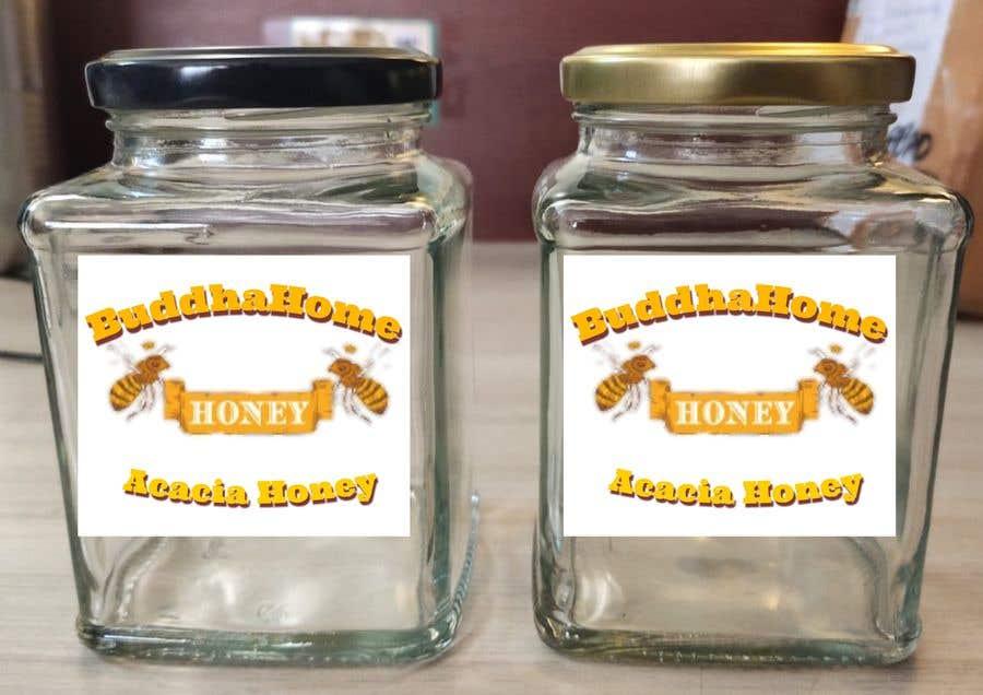 Bài tham dự cuộc thi #                                        113                                      cho                                         Honey Label Designing Contest