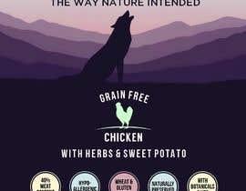 designart65 tarafından New dog food label için no 48