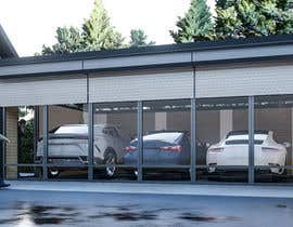 #33 para Car Garage Design por robmendz08