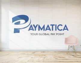tayyabatabasum12 tarafından Logo for payment company PAYMATICA için no 360