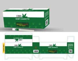 #4 cho Design a cigarette box and matching carton bởi mtagori1