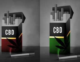 #10 cho Design a cigarette box and matching carton bởi guradesign0
