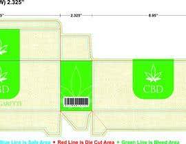 #5 cho Design a cigarette box and matching carton bởi mfawzy5663