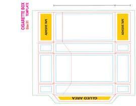 #2 cho Design a cigarette box and matching carton bởi Ummemisti1995
