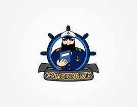 #16 for Design a Logo for CaptainsNote.com by omenarianda