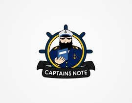 #18 para Design a Logo for CaptainsNote.com por omenarianda