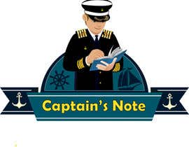 #7 para Design a Logo for CaptainsNote.com por arnab22922