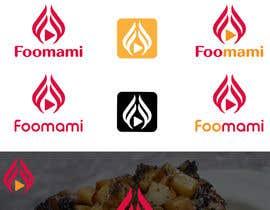 #1833 for Build a logo for a food app by faqiruzairdesign