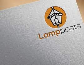 "#194 для Design a logo for a literary online magazine name ""Lampposts"" от rahamanmdmojibu1"