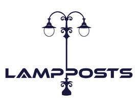 "#179 для Design a logo for a literary online magazine name ""Lampposts"" от abdullahfuad802"