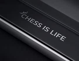 #681 for Design a logo for 'Chess Is Life' af MdRahatHossain