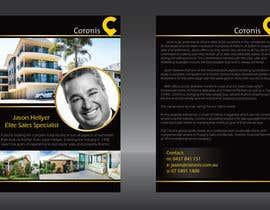 #5 para Design a Flyer for Real Estate Agent de CorneliaTeo