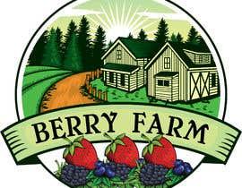 #13 cho Design a BERRY FARM LOGO [FAST TURNAROUND] [BEST ENTRY WINS] [QUICK RATING] bởi rhrahim30