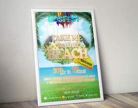 #22 para Design a Flyer for a music festival de Krioks