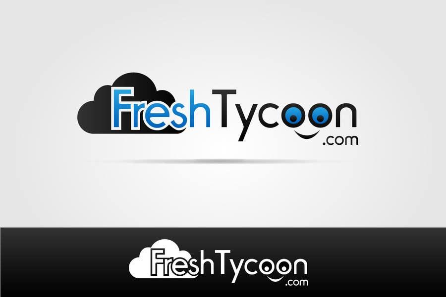 Konkurrenceindlæg #333 for Logo Design for FreshTycoon.com