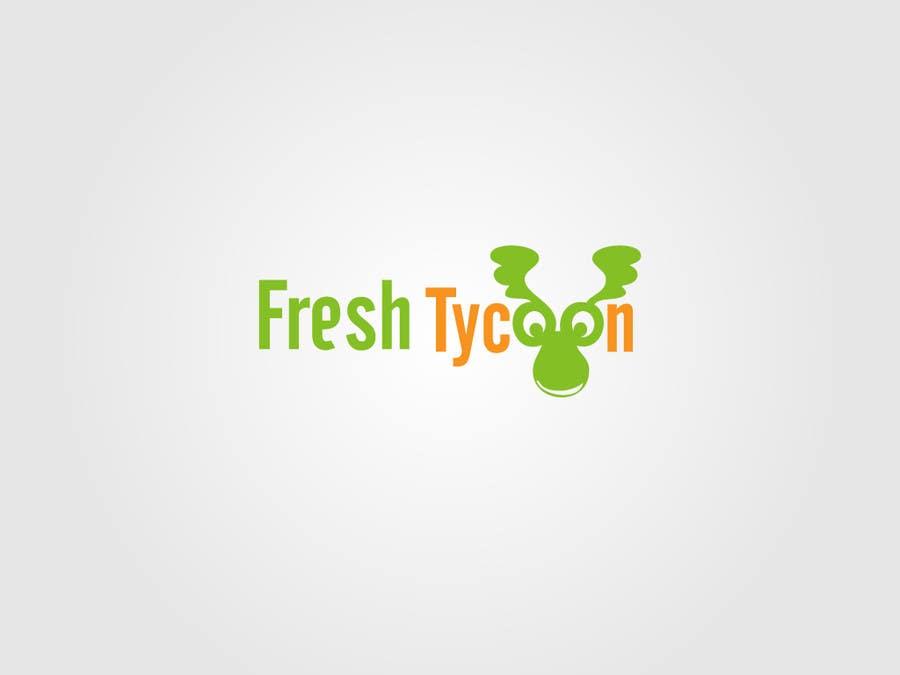 Konkurrenceindlæg #331 for Logo Design for FreshTycoon.com