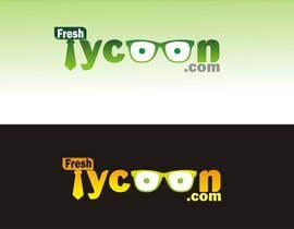 #163 for Logo Design for FreshTycoon.com af saliyachaminda