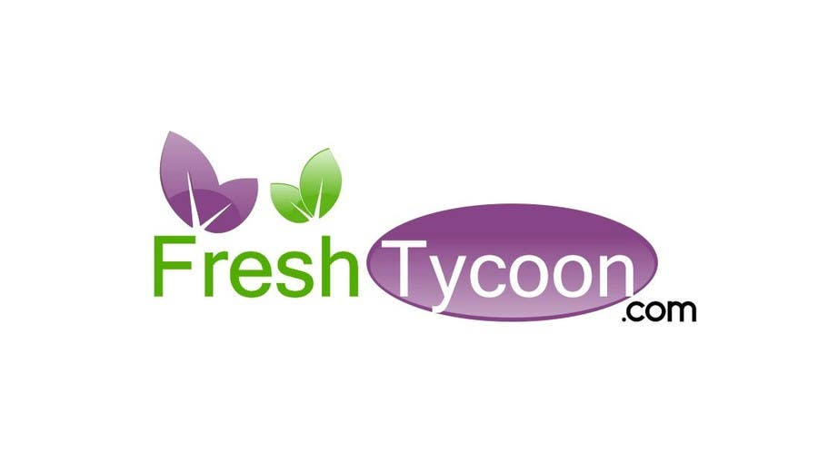 Konkurrenceindlæg #321 for Logo Design for FreshTycoon.com
