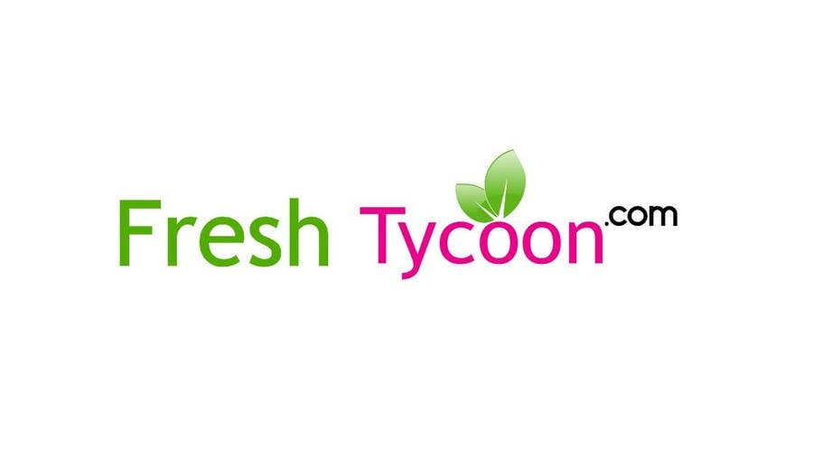 Konkurrenceindlæg #327 for Logo Design for FreshTycoon.com